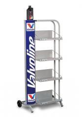 Stand Προθήκη λιπαντικών Valvoline