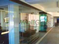 Πτυσσομενα Κρυσταλλα - Sliding Glass Doors