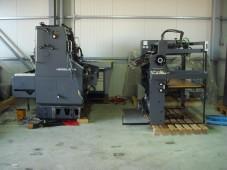 Εκτυπωτικές μηχανές Heideberg SORS