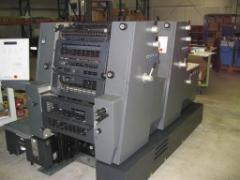 Εκτυπωτικές μηχανές Heidelberg Printmaster GTO 52-2-P