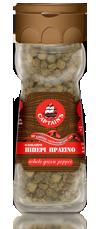 Pepper green beans