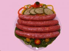 Λουκάνικο Γραβιέρας από 100% χοιρινό κρέας