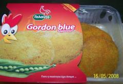 Gordon Blue σε συνδυασμό με επιλεγμένα λαχανικά