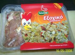 Εξοχικό κοτόπουλο
