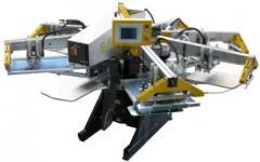 Μηχανήματα Τυποβαφείας Υφάσματος Versatronic