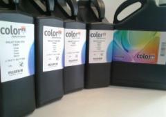 Μελάνια UV της σειράς Color+ CI