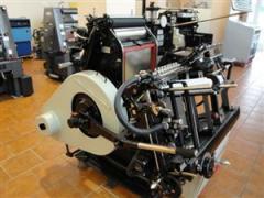 Τυπογραφικές μηχανές