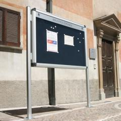 Signboards for facade nonlight