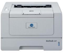 Printer on a Small Footprint Fast B/W
