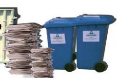 Κάδοι ανακύκλωσης