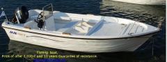 Βαρκες, σκαφη, φουσκωτα, Mak Marine Boats (Mak 465