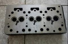 Cylinder heads for auto-engines