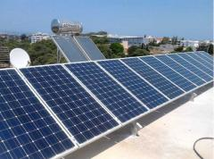 Energy sources alternative