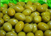 Ελιες Χαλκιδικης, Ελιες  εκπυρηνωμένες πράσινες,