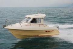 Fishing Cruiser Το Karel 660