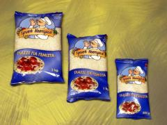 Ρύζι γλασσέ για γεμιστά από τον ελληνικό παραγωγό