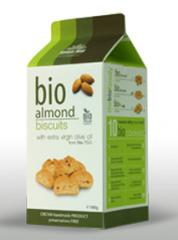 Biscuits BIO Almond (Biscuit)