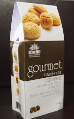 Gourmet coockies HAZEL NUTS (Biscuit)