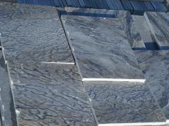 Ορθογωνισμένες πέτρες Καρύστου