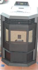 Pellet stove 10.5 kw