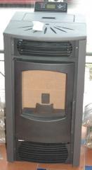 Pellet stove 6 kw