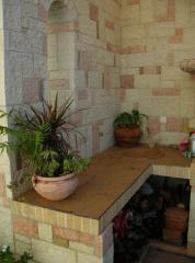 Πέτρα , πλάκες και πλακίδια τοίχου και δαπέδου