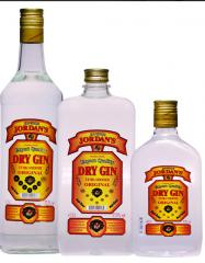 Gin without any taste