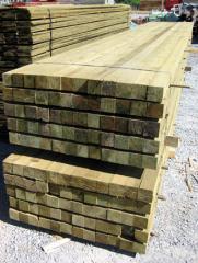 Eμποτισμένη ξυλεία για κάθε κατασκευή