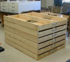 Παλετοκιβωτία και ξύλινα κιβώτια για συσκευασίες