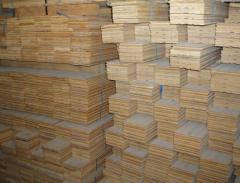Πριστή ξυλεία κομμένη στα μέτρα