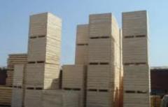 Ξύλινα κιβώτια για συσκευασίες μηχανημάτων