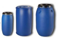 Πλαστικά βαρέλια και μπιτόνια