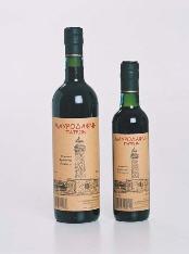 Εκλεκτότερο γνωστό ελληνικό κρασί Μαυροδαφνη Πατρων