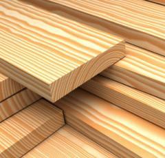 Οικοδομική ξυλεία, Ξυλεία πεύκης / ελάτης