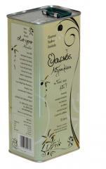 Extra Virgin Olive Oil Metal container of 5lt / Ελαιόλαδο σε μεταλλικές συσκευασίες των 5lt