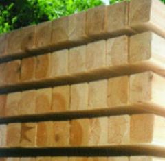 Εμποτισμένη ξυλεία