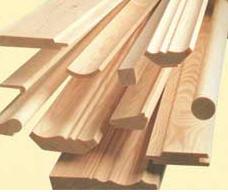 Ξύλινες κορνίζες και ξύλινα προφίλ