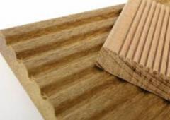 Πατώματα Deck και εισαγωγή ξυλείας
