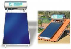 Ηλιακός θερμοσίφωνας HLCS 2249 A-R