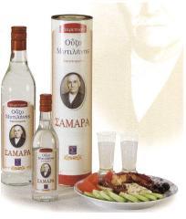 Ouzo Samaras 42% vol