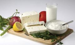 Λευκό τυρί Ναξου / Φετα