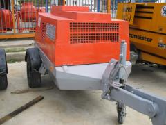 For concrete works