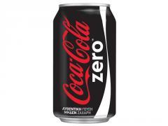 Coca Cola Zero 330cc