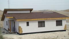 Ξυλινα βιοκλιματικα σπιτια με το συστημα δομησης