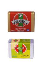 Βούτυρο Adoro και Βούτυρο Adoro Bio σε συσκευασία