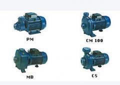 Surface pumps