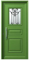 Πόρτες πάνελ για υψηλή ασφάλεια