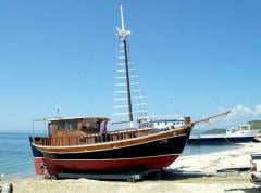 High Quality Wooden Model Boats and Ships