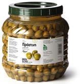 Πράσινες Ελιές από τον ελληνικό παραγωγό
