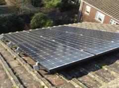 Ηλιακές στέγες, Φωτοβολταϊκών Συστημάτων